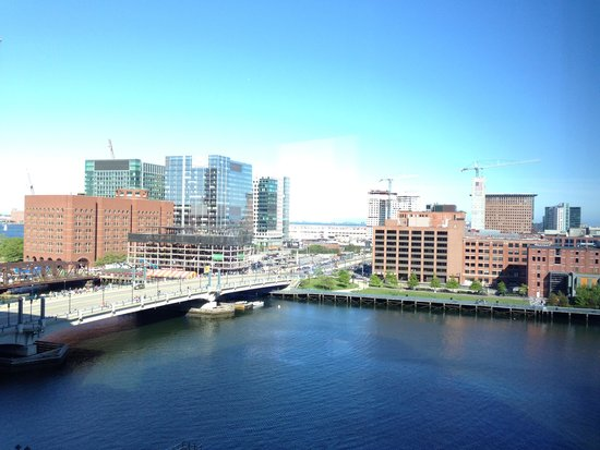 InterContinental Boston: view