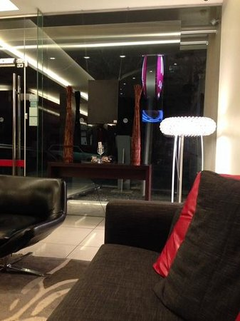 My Suites: lobby