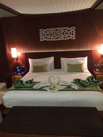 Lumbini Luxury Villas and Spa : Bedroom
