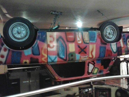 Hard Rock Cafe: Decoração