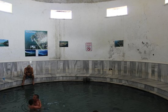 Four Seasons Dalyan: sauna hamam