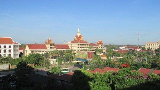 Royal Empire Hotel: Vista desde la habitación