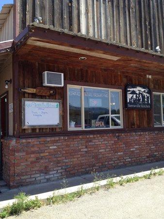 The Sierraville Kitchen: Storefront