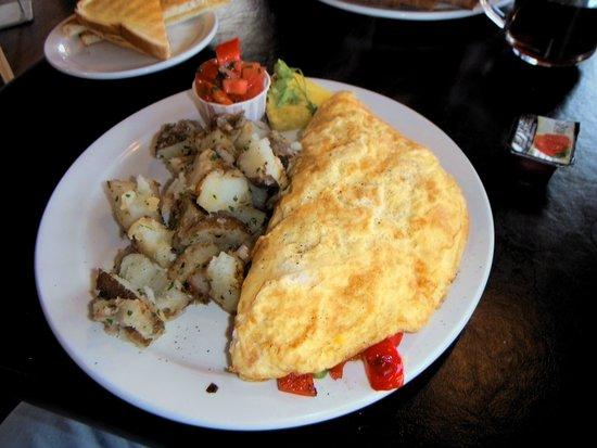 3rd St Cafe: Breakfast #2