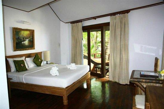 Baan Hin Sai Resort & Spa: ห้องพักวิลล่า