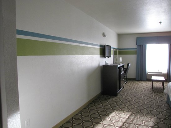 BEST WESTERN Douglas Inn & Suites: ugly