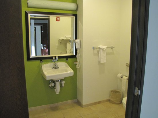 BEST WESTERN Douglas Inn & Suites: bathroom