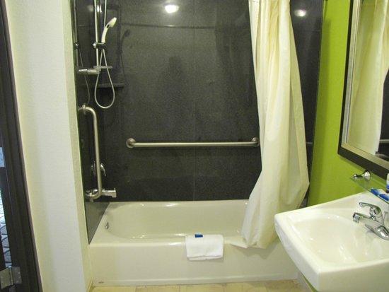 Best Western Douglas Inn & Suites: shower/bath