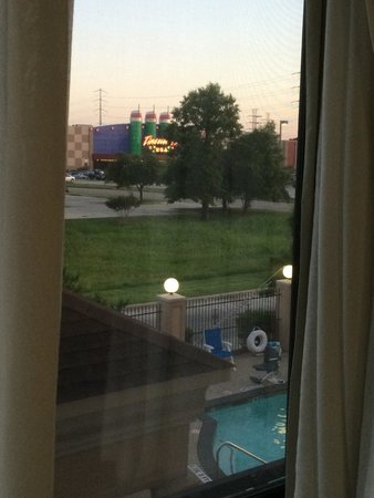 Holiday Inn Express & Suites Houston East : Movie theatre within walking distance