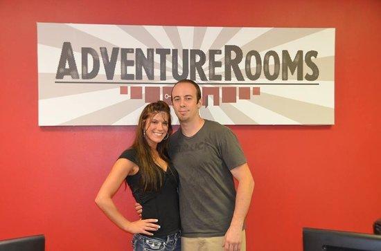 Adventure Rooms: So Much Fun!