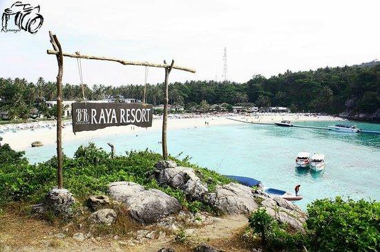 Bungalow Raya Resort: จุดชมวิว