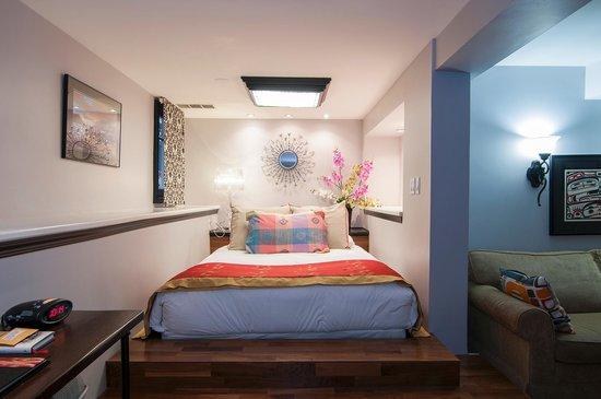 Barclay House Bed and Breakfast : Haidaway
