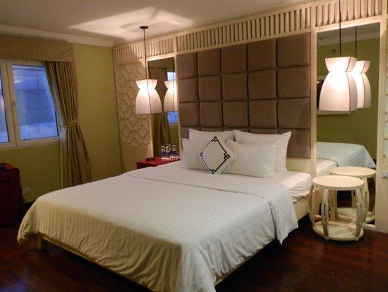 Maison D'Hanoi Hanova Hotel : best bed in Hanoi