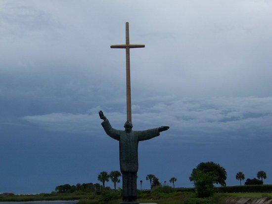 Mission of Nombre de Dios: The Cross