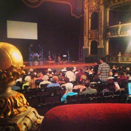 Teatro Nacional Costa Rica: Live performance up next
