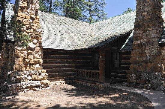 Bryce Canyon Lodge : Cabin