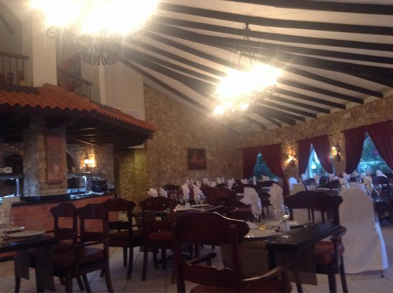 The Tropical at Lifestyle Holidays Vacation Resort: The Brazilian restaurant