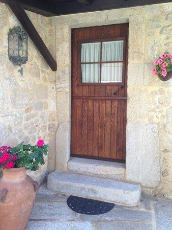 Casa Puertas: Pretty entrance