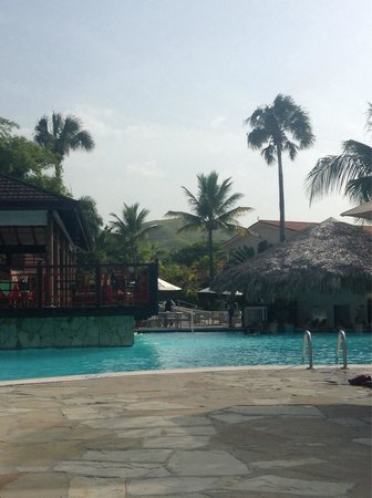 The Tropical at Lifestyle Holidays Vacation Resort: Adults only deep pool and swim to bar