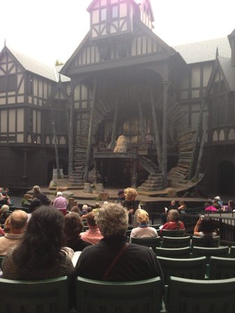 Oregon Shakespeare Festival: Stage