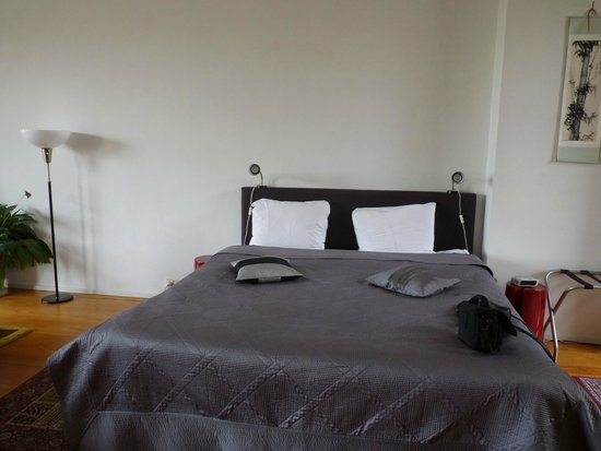 Tulipa Bed & Breakfast : Bed