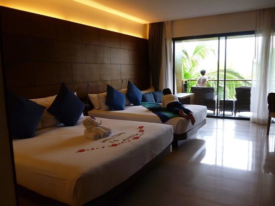Novotel Phuket Kata Avista Resort and Spa: room
