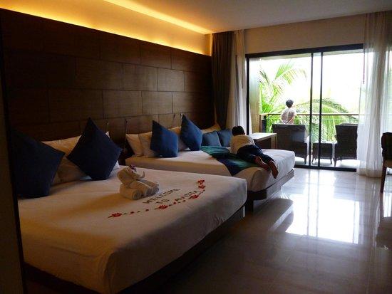 Avista Phuket Resort & Spa : room
