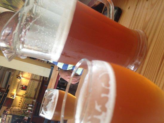 One-Ten Thai: Santo Viejo beer