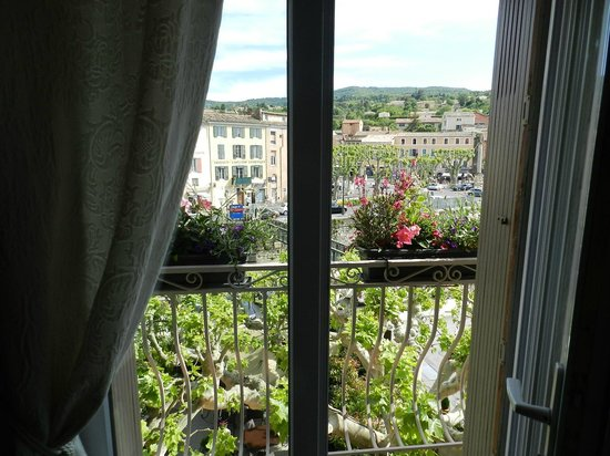 Auberge le Luberon : Room 4  View