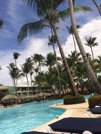 Grand Palladium Punta Cana Resort & Spa: Very relaxing