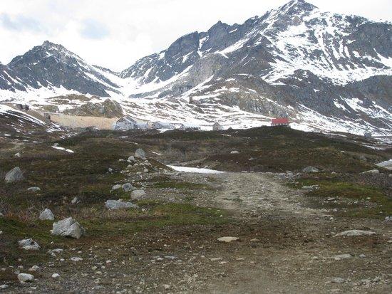 Hatcher Pass Lodge: Views