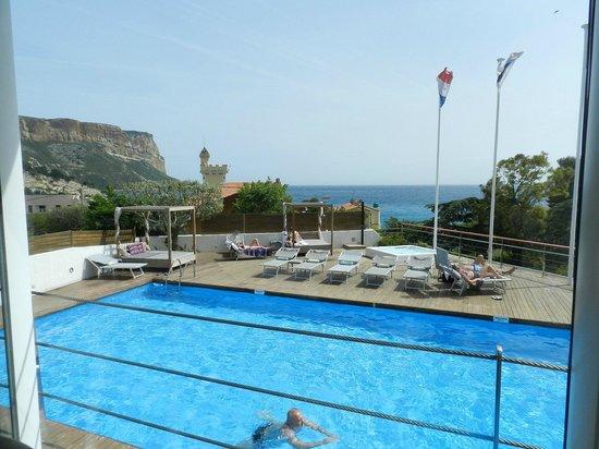 BEST WESTERN Hotel La Rade : Pool