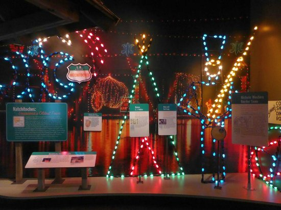 Capitol Park Museum: Natchitoches Christmas Lights