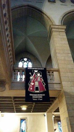 Notre Dame Cathedral (Cathedrale Notre Dame): Nossa Senhora de Luxemburgo.