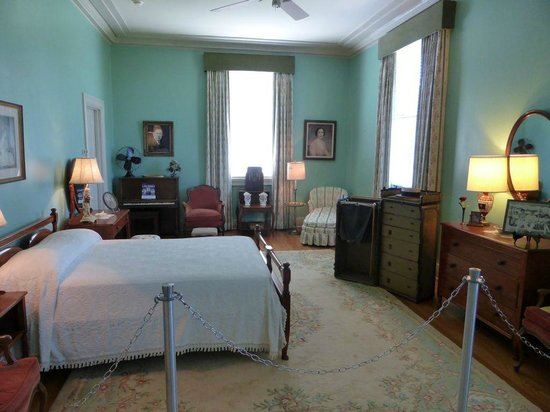 The Old Governor's Mansion: Huey P. Long Room