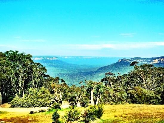 Fairmont Resort Blue Mountains - MGallery Collection: View from the breakfast balcony