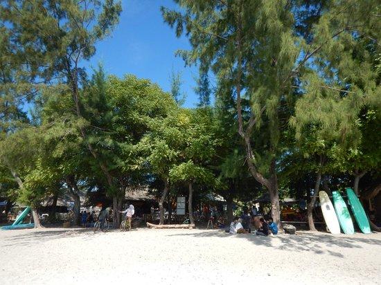 Gili Life Homestay: Pemandangan pantai terdekat