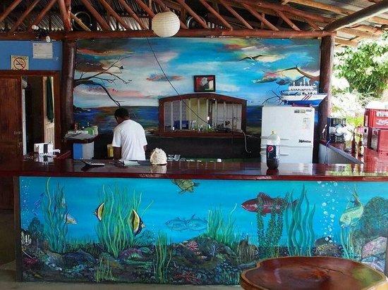 Margarita's Marisqueria: Good service