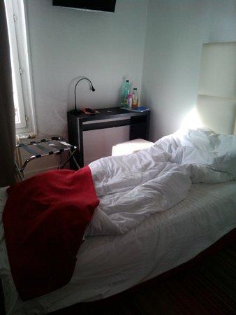 Hotel Lecourbe : общий вид