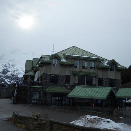 The Glacier View Inn: Glacier View Inn.
