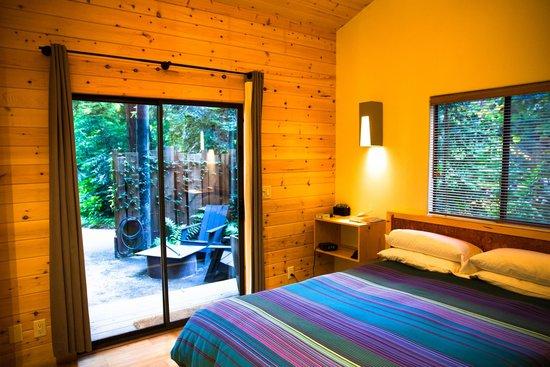 Glen Oaks Big Sur: Little Sur Cabin (East #5)