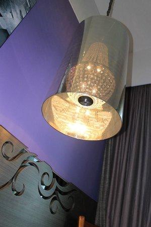 Hard Rock Hotel Singapore: nice lights