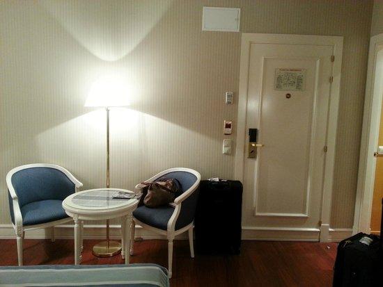 Hotel Atlantico: Room