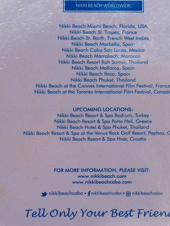Nikki Beach Cabo San Lucas 7