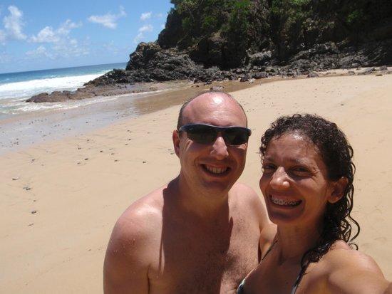 Praia do Cachorro : Que vidão!!!!