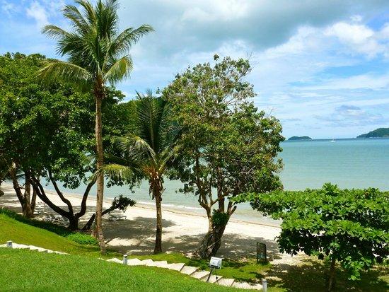 The Westin Langkawi Resort & Spa : The beach.