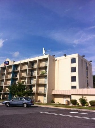 Howard Johnson Inn Lexington : Actual Hotel Photo
