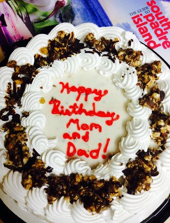 Wondrous Snickers Icecream Cake Yum Picture Of Dairy Queen South Padre Personalised Birthday Cards Epsylily Jamesorg