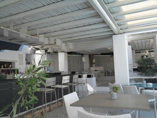 Semeli Hotel: Bar