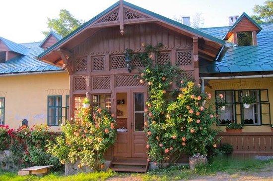 Sovi Dom : the lovely, restored inn